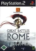 Cover zu Great Battles of Rome - PlayStation 2