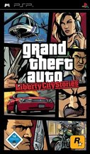 Cover zu GTA: Liberty City Stories - PSP