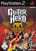 Cover zu Guitar Hero: Aerosmith - PlayStation 2