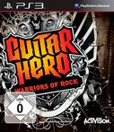 Cover zu Guitar Hero: Warriors of Rock - PlayStation 3