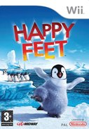 Cover zu Happy Feet - Wii
