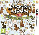 Cover zu Harvest Moon: A New Beginning - Nintendo 3DS