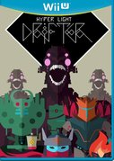 Cover zu Hyper Light Drifter - Wii U