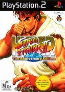 Cover zu Hyper Street Fighter 2 - PlayStation 2