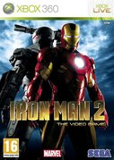Cover zu Iron Man 2 - Xbox 360