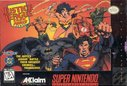 Cover zu Justice League Task Force - SNES