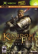 Cover zu Kingdom Under Fire: The Crusaders - Xbox