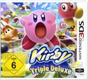 Cover zu Kirby: Triple Deluxe - Nintendo 3DS