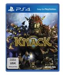 Cover zu Knack - PlayStation 4