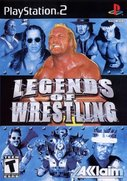Cover zu Legends of Wrestling - PlayStation 2