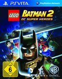 Cover zu LEGO Batman 2: DC Super Heroes - PS Vita