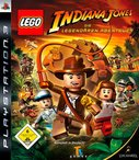 Cover zu LEGO Indiana Jones: The Original Adventures - PlayStation 3