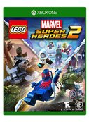 Cover zu LEGO Marvel Super Heroes 2 - Xbox One