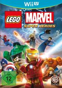 Cover zu LEGO Marvel Super Heroes - Wii U