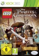 Cover zu Lego Pirates of the Caribbean: Das Videospiel - Xbox 360