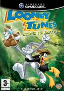 Cover zu Looney Tunes: Back in Action - GameCube