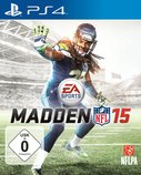 Cover zu Madden NFL 15 - PlayStation 4