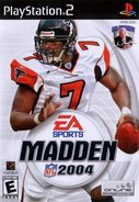 Cover zu Madden NFL 2004 - PlayStation 2