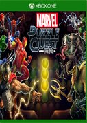 Cover zu Marvel Puzzle Quest: Dark Reign - Xbox One