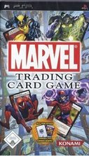 Cover zu Marvel Trading Card Game - PSP