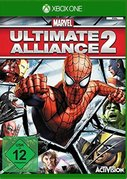 Cover zu Marvel: Ultimate Alliance 2 - Xbox One