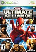 Cover zu Marvel: Ultimate Alliance - Xbox 360
