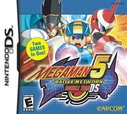 Cover zu Mega Man: Battle Network 5 - Double Team - Nintendo DS