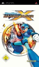 Cover zu Megaman Maverick Hunter X - PSP