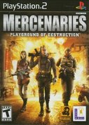 Cover zu Mercenaries - PlayStation 2
