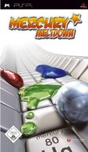 Cover zu Mercury Meltdown - PSP