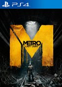 Cover zu Metro: Last Light - PlayStation 4