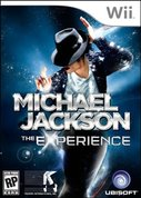 Cover zu Michael Jackson: The Experience - Wii