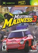 Cover zu Midtown Madness 3 - Xbox