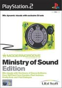 Cover zu Moderngroove: Ministry of Sound Edition - PlayStation 2