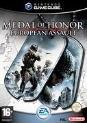 Cover zu Medal of Honor: European Assault - GameCube