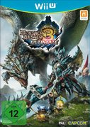 Cover zu Monster Hunter 3 Ultimate - Wii U