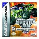 Cover zu Monster Jam: Maximum Destruction - Game Boy Advance
