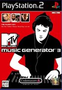 Cover zu MTV Music Generator 3: This is the Remix - PlayStation 2
