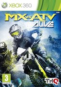 Cover zu MX vs. ATV Alive - Xbox 360