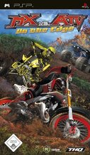 Cover zu MX vs. ATV on the Edge - PSP