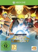 Cover zu Naruto Shippuden: Ultimate Ninja Storm Legacy - Xbox One