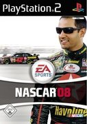 Cover zu NASCAR 2008: Chase for the Cup - PlayStation 2