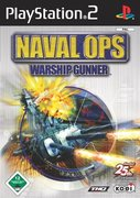 Cover zu Naval Ops: Warship Gunner - PlayStation 2