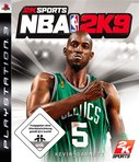 Cover zu NBA 2K9 - PlayStation 3