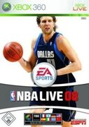 Cover zu NBA Live 08 - Xbox 360