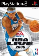 Cover zu NBA Live 2005 - PlayStation 2