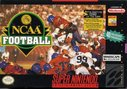 Cover zu NCAA Football - SNES