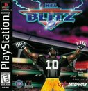 Cover zu NFL Blitz - PlayStation