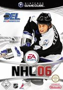 Cover zu NHL 06 - GameCube