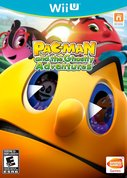 Cover zu Pac-Man and the Ghostly Adventures - Wii U